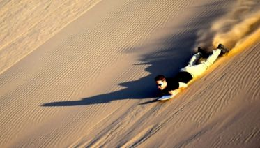 Ballestas Islands & Sand-Boarding Adventure 2D/1N