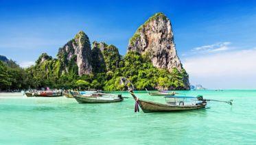 Bangkok Basics & Phuket Beach Break