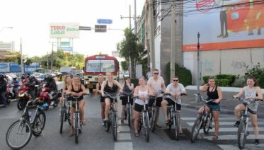 Bangkok Bike Explorer