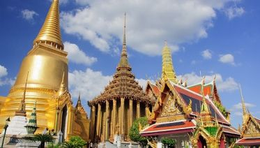 Bangkok Local tour and Canal Tour