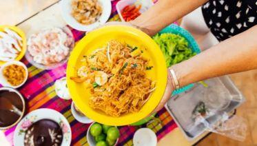 Bangkok Market & Cooking Experience