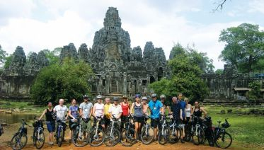Bangkok To Saigon By Bike