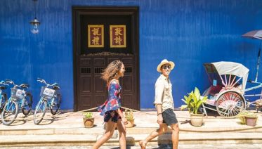 Bangkok to Singapore Adventure