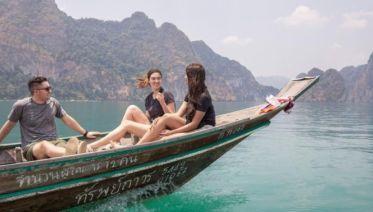 Bangkok to Singapore: Markets & Pad Thai