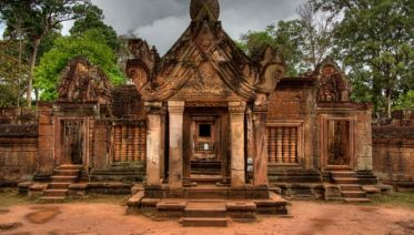Banteay Srey, Phnom Kulen And Beng Mealea Tour