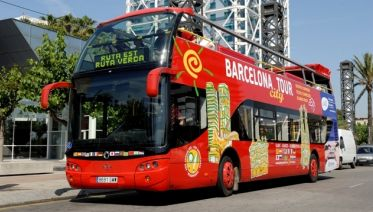 Barcelona Hop-On Hop-Off Tour & Camp Nou Experience