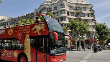 Barcelona Tour By High Speed Train From Madrid