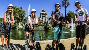 Barceloneta Segway Ride