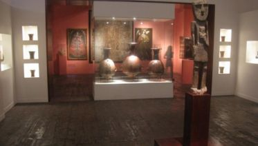 Barranco District and MATE Museum