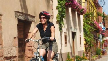 Basel to Strasbourg by Bike