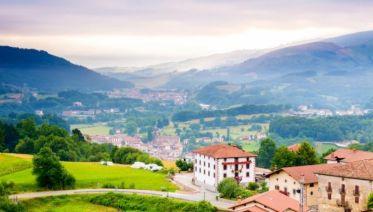 Basque Pyrenees to San Sebastian