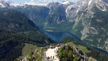 Bavarian & Salzburg Alps