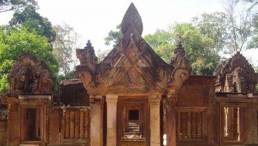 Beauties of Angkor