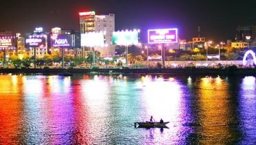 Beautiful Da Nang at Night - 5 Hours Private Tour