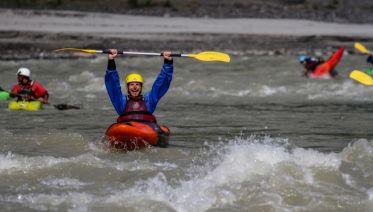 Beginner Kayak Clinic