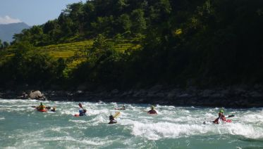 Beginners Kayaking Course