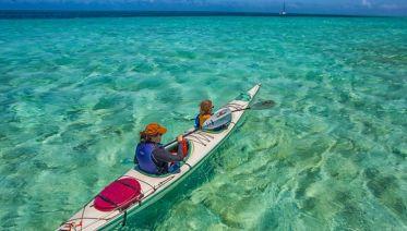 Belize Kayak & Snorkel Adventure 4D/3N