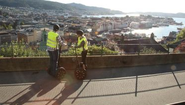 Bergen's Best Views Segway Tour