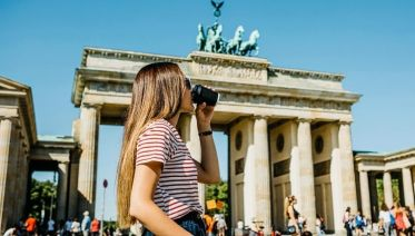 Berlin Half Day Walking Experience