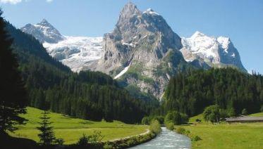 Bernese Oberland Glacier Trek