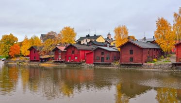 Best of Helsinki and Porvoo Shore Excursion