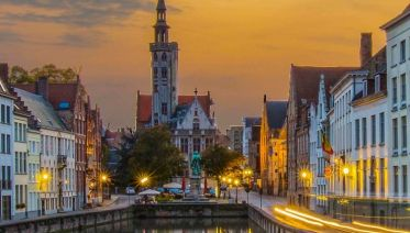 Best of Holland Belgium and Luxembourg