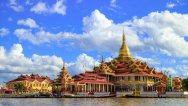 Best Of Myanmar & South East Asia