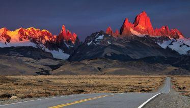Natural landmarks sightseeing