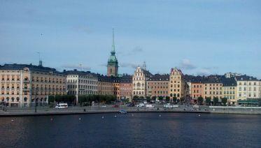 Best of Stockholm Shore Group Tour from Nynashamn port