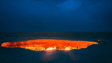 Best Of Turkmenistan Tour