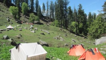 Bhrigu Lake Trek 4D/3N