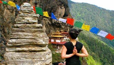 Bhutan Dragon Kingdom 4D/3N
