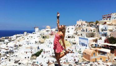 Big Fat Greek Adventure - Hopper to Odyssey