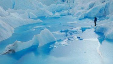 Big Ice Perito Moreno from El Calafate