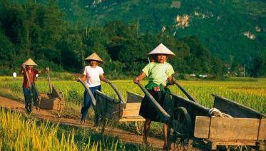 Bike, Hike And Kayak Northern Vietnam