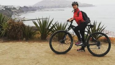 Bike Tour of Lima - Along the Coast
