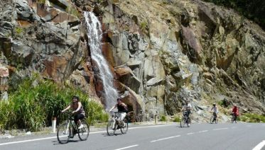 Biking And Rafting Dalat
