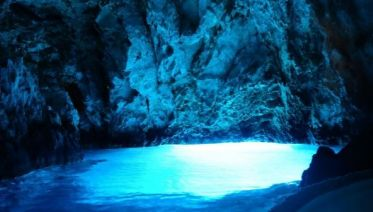 Blue Cave & Hvar (5 Island) small group tour from Split