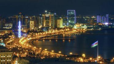 Boat Trip in Baku