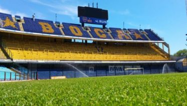 Boca Juniors Stadium and Museum Admission Ticket