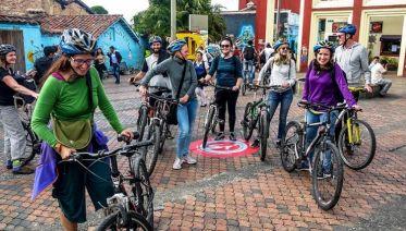 Bogota Bike City Day Trip