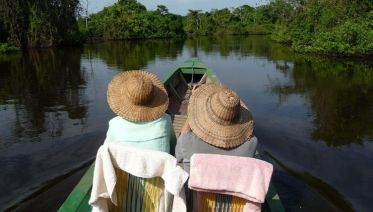 Bolivian Amazon Pampas Air-Expedition 4D/3N (from La Paz)
