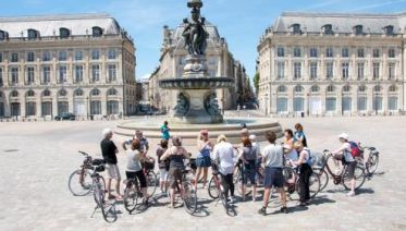Bordeaux Bike And Barge