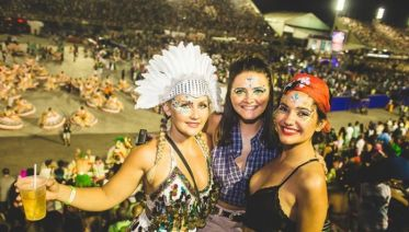 Brazil Carnival Essential Experience 2020 6D/5N (Rio de Janeiro)