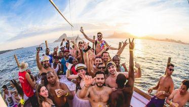 Brazil Carnival Full Experience 2020 6D/5N (Rio de Janeiro)