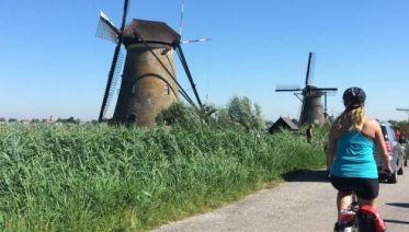 Bruges to Amsterdam Bike & Barge - Comfort