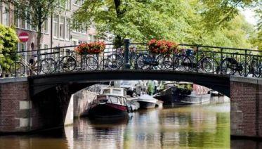 Bruges to Amsterdam