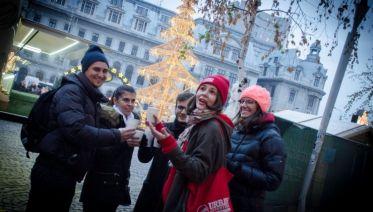 Bucharest Christmas Pop-up Tour