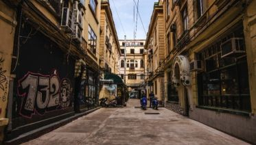 Bucharest Walking Tour