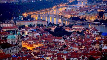 Budapest - Prague Transfer
